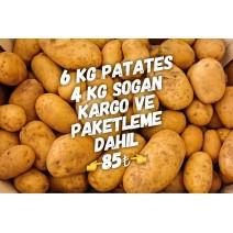 Patates + Soğan Paketi